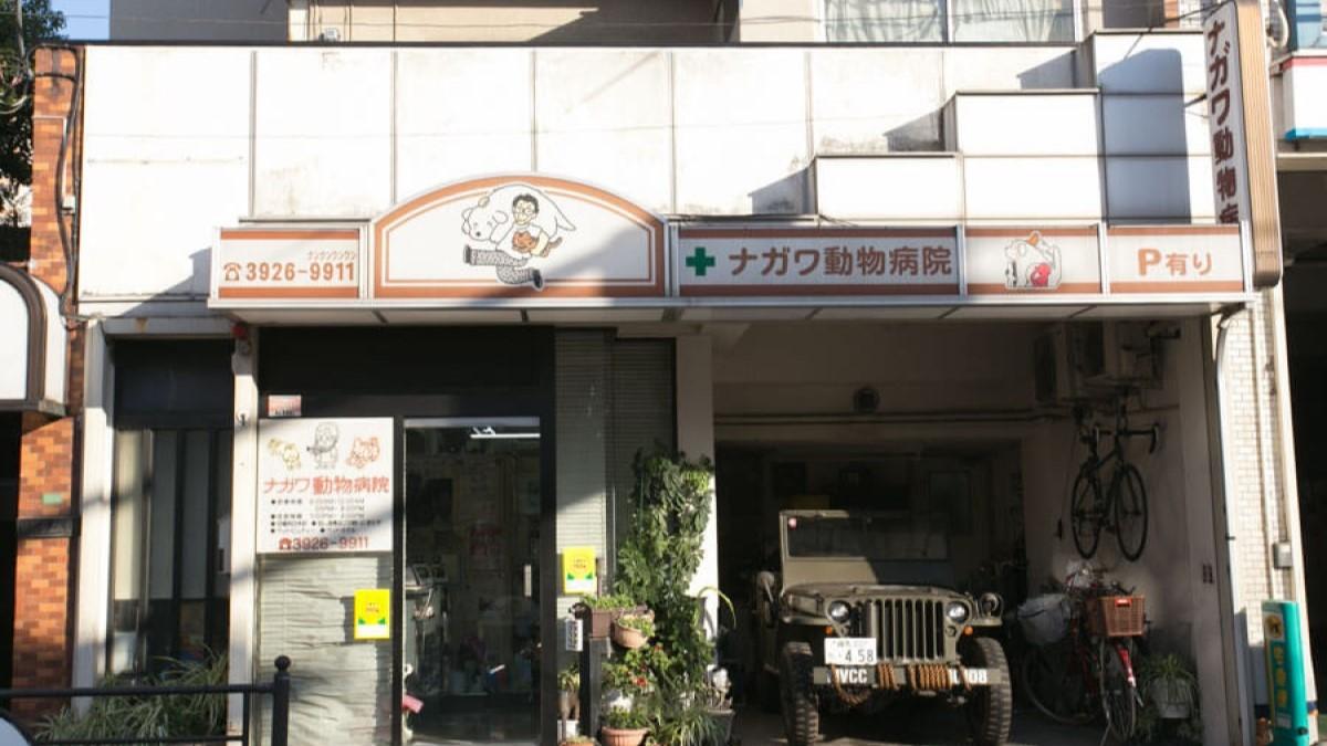 ナガワ動物病院