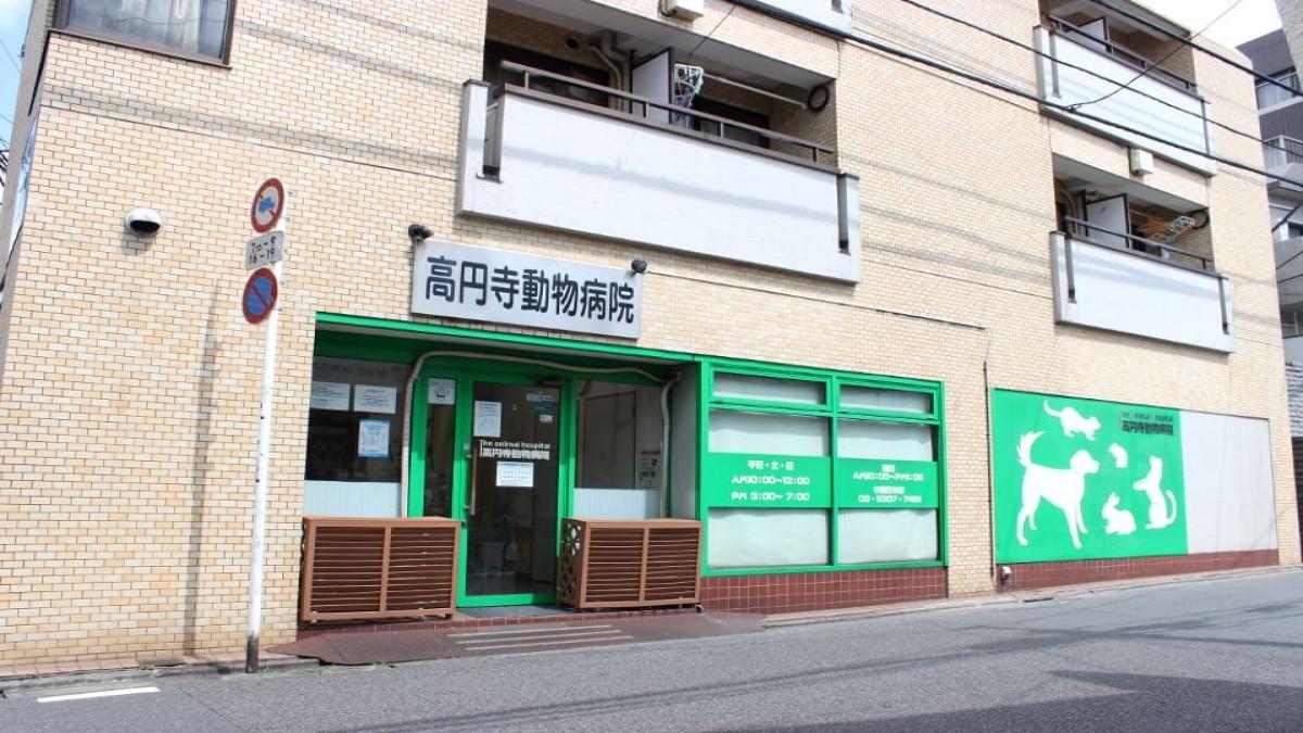高円寺動物病院