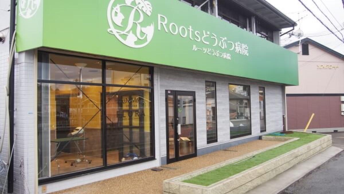 Rootsどうぶつ病院