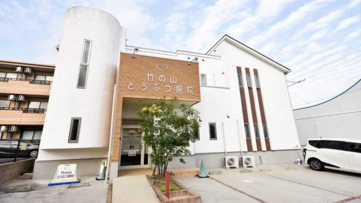 竹の山どうぶつ病院